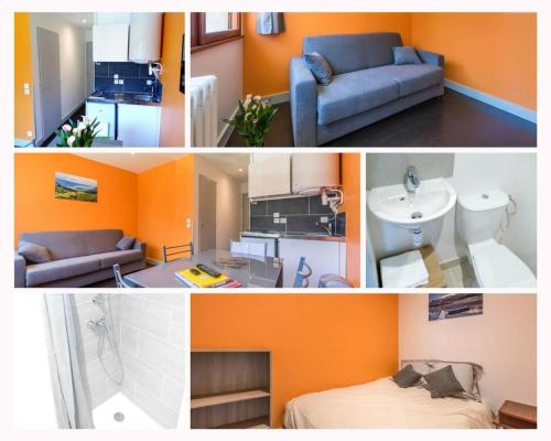 Studio Montagne - ANNECY DREAM : Apartment near Chilly