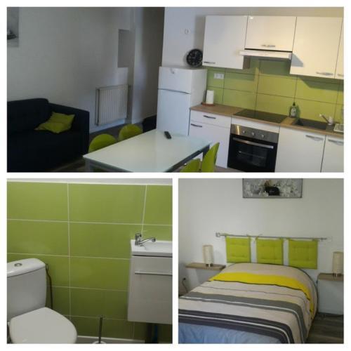 Gite Duguesclin VERT : Guest accommodation near Combrand
