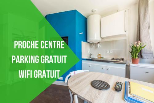 Studio Eau - ANNECY DREAM : Apartment near Chilly
