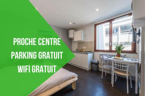 Studio Neige - ANNECY DREAM : Apartment near Chilly