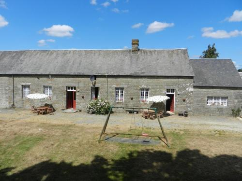 Orbigny Vakantiewoningen : Guest accommodation near La Lande-Patry