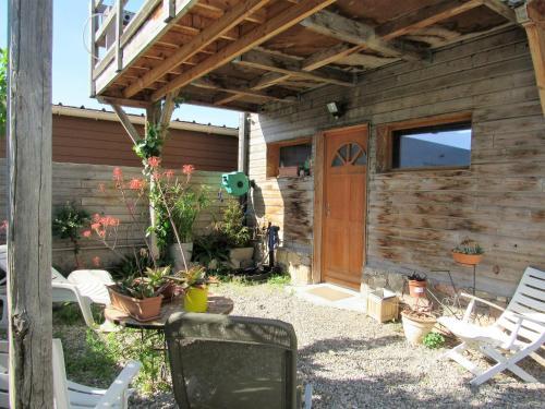 Appartement en bois : Apartment near Sète