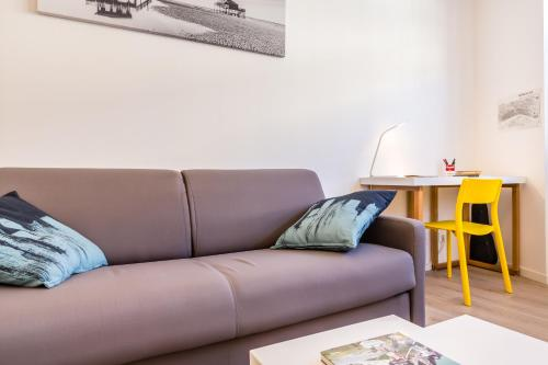 Charming studio in the city center : Guest accommodation near Talence