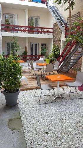 Hotel de Paris : Hotel near La Rochelle
