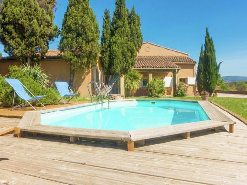 Holiday home Loupia : Guest accommodation near Ajac