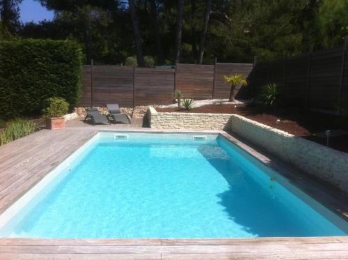 Chez les Denise : Guest accommodation near Belcodène