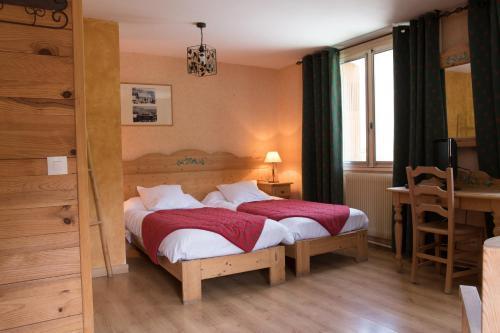 Les Agneaux : Hotel near La Grave