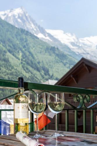 Apartment Blanc Neige 2 : Apartment near Chamonix-Mont-Blanc