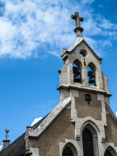 La Chapelle de Melin : Guest accommodation near Lacanche