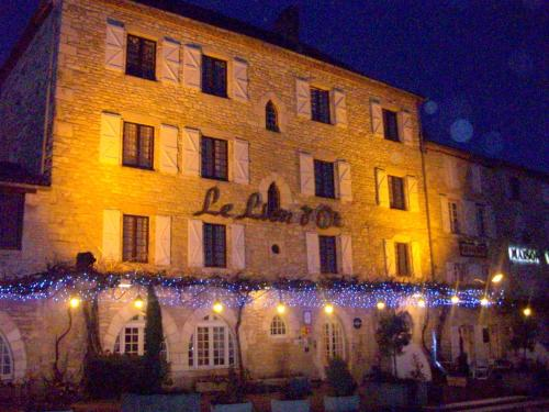 Le Lion d'Or : Hotel near Gramat