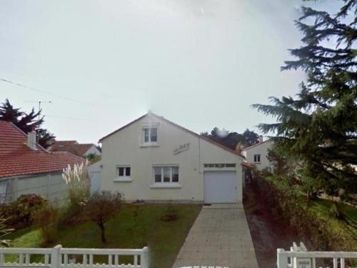 House La ram : Guest accommodation near Préfailles