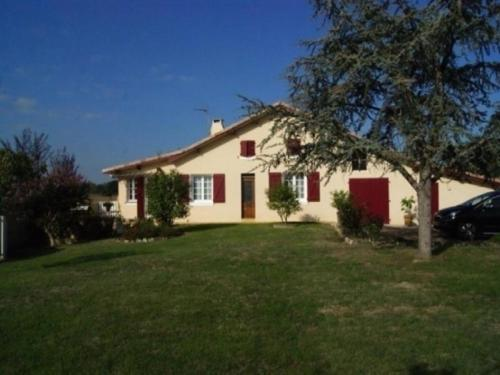 House Maison jeanborde : Guest accommodation near Castaignos-Souslens