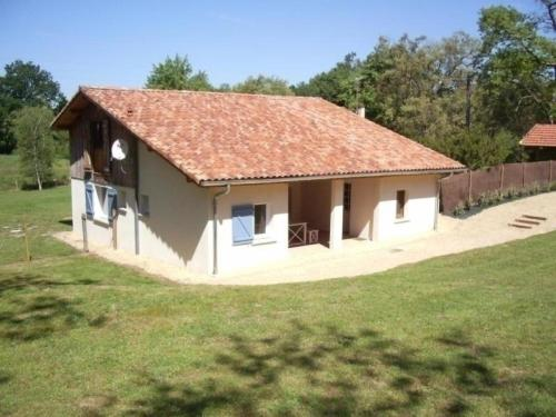 House La grange du petit blay : Guest accommodation near Bougue