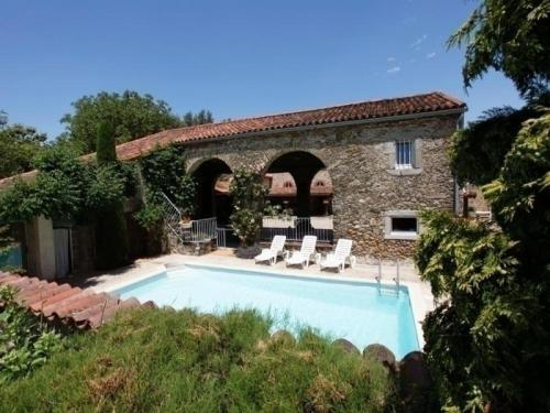 House Le jardinier : Guest accommodation near Castans