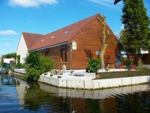 House Chemin de la petite meer : Guest accommodation near Clairmarais