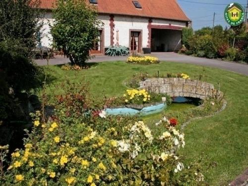 House Les petites ecuries : Guest accommodation near Wailly-Beaucamp