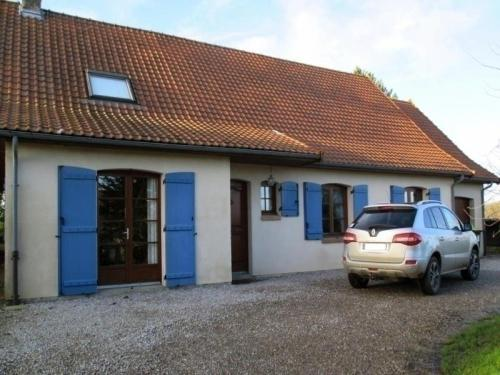 House Le trou d'enfer : Guest accommodation near Conteville-lès-Boulogne