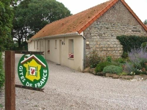 House Peuplingues - 7 pers, 60 m2, 4/3 : Guest accommodation near Peuplingues