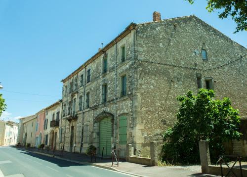 La Maison des Vendangeurs 1 : Apartment near Salles-d'Aude
