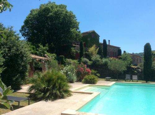 Mas de Prades : Guest accommodation near Fressac