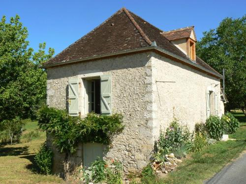 La petite maison de Clotilde : Guest accommodation near Mayrac