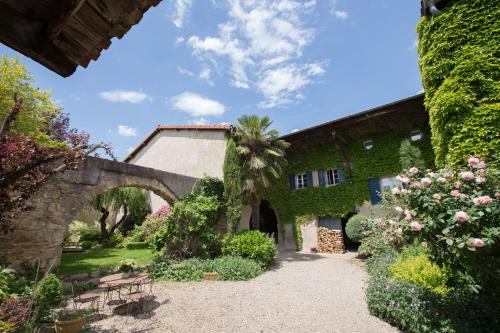 Le Clos Du Perret : Bed and Breakfast near Marcenod