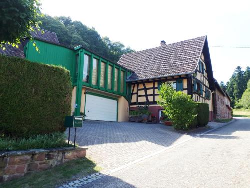 Gîte du Windstein : Guest accommodation near Laubach