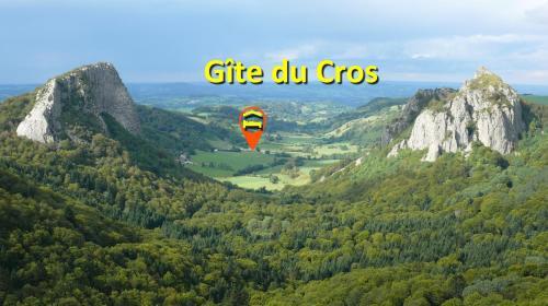 Gîte du Cros : Guest accommodation near Vernines