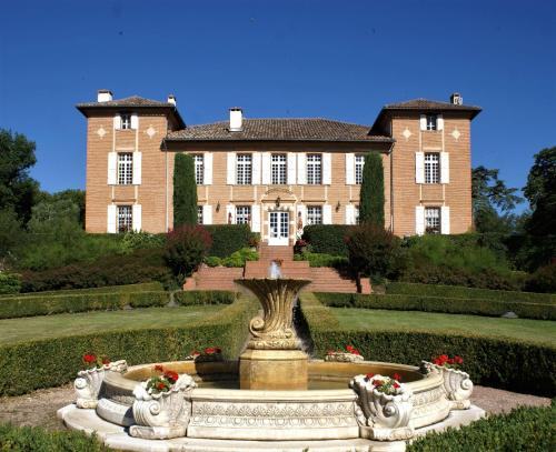 Residence Chateau de Barbet : Guest accommodation near Fabas