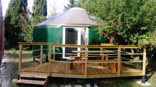 gite du congoust : Guest accommodation near Pradelles-en-Val
