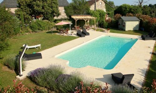 Domaine le Muret : Bed and Breakfast near Savignac