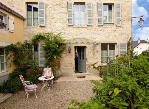 La Petite Maison : Apartment near Saint-Romain