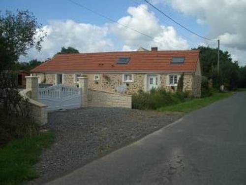 La Petite Cigoyne : Guest accommodation near Le Mesnil-Vigot