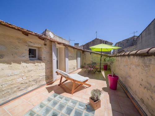 Une Cigale en Provence : Apartment near Barbentane