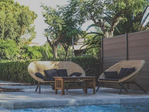 Best Western Plus Hyères Côte D'Azur : Hotel near Hyères
