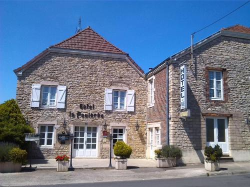La Poularde : Hotel near Branges