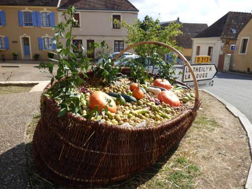 Gite Des Lavandieres : Guest accommodation near Sérigny
