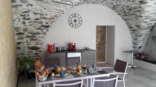 Chambres d'Hôtes du Villaret : Bed and Breakfast near Saint-Vincent-les-Forts