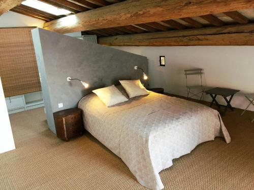 Lunel Bien-etre : Bed and Breakfast near Mudaison