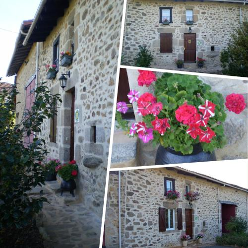 Rouffias Rural Country Cottage : Guest accommodation near Rochechouart