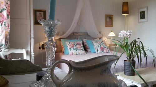 L'Ile aux Mimosas : Bed and Breakfast near Latour-de-France