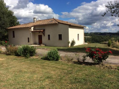 Thoumazou Bas : Bed and Breakfast near Parranquet