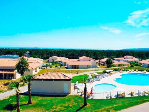 Villa T3 au domaine de Manon : Guest accommodation near Riboux