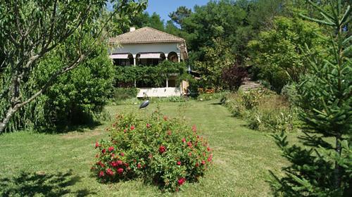 Villa Chavagnac : Bed and Breakfast near Bessèges