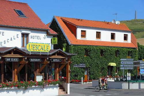 Hôtel L'Escale : Hotel near Saint-Inglevert