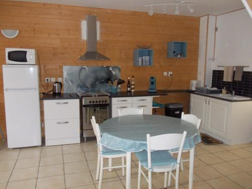 Epi-Centre : Guest accommodation near Saint-Médard