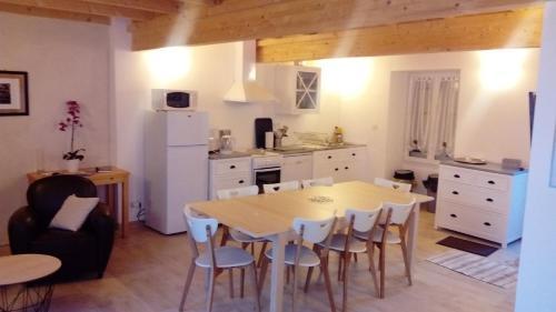 Essai de chaille : Guest accommodation near Le Bourdet
