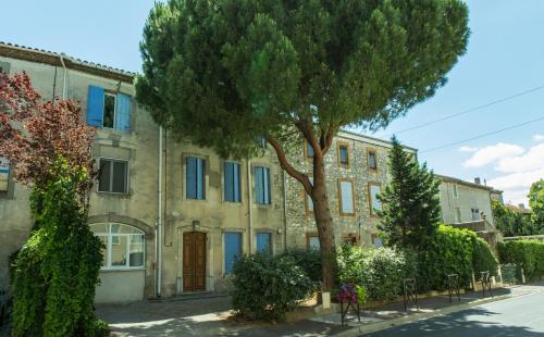 La Maison des Vendangeurs 2 : Apartment near Salles-d'Aude