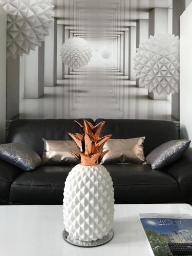Résidence La Farandole : Apartment near Saint-Germain-de-Salles