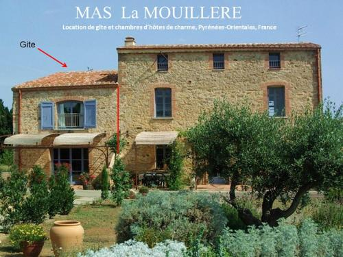 Mas la Mouillere : Guest accommodation near Rodès